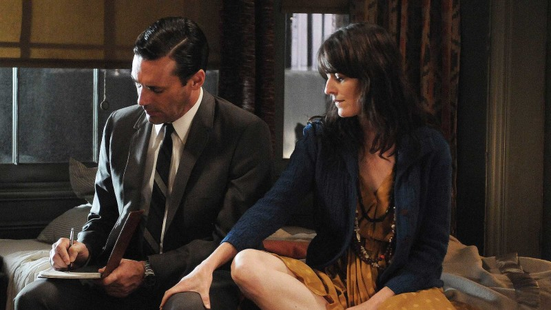Inside Episode 412 Mad Men: Blowing Smoke