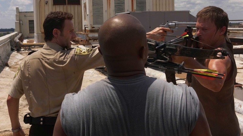 Highlights Episode 104 The Walking Dead: Vatos