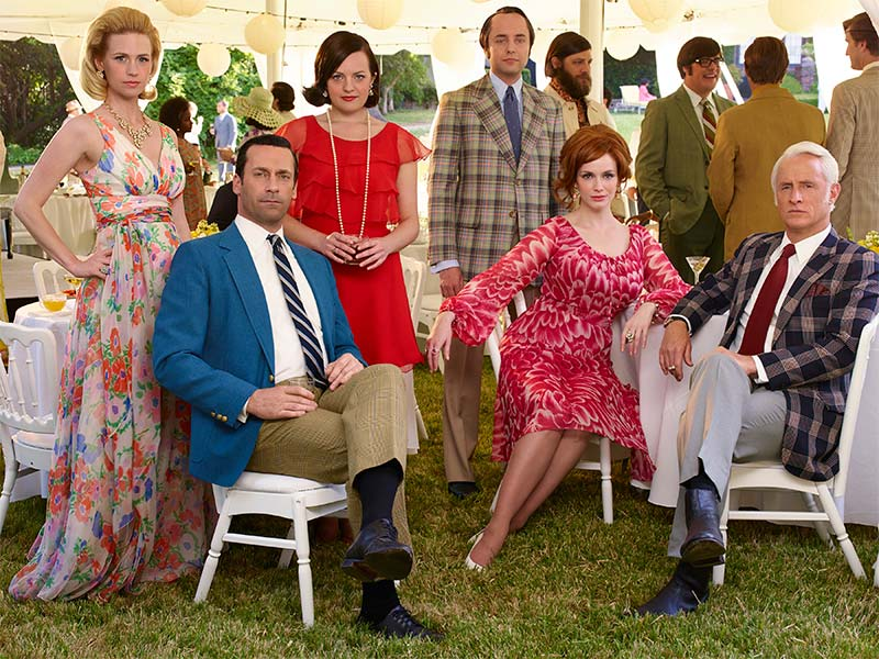 Mad Men Which Mad Men Character Are You Now Amc