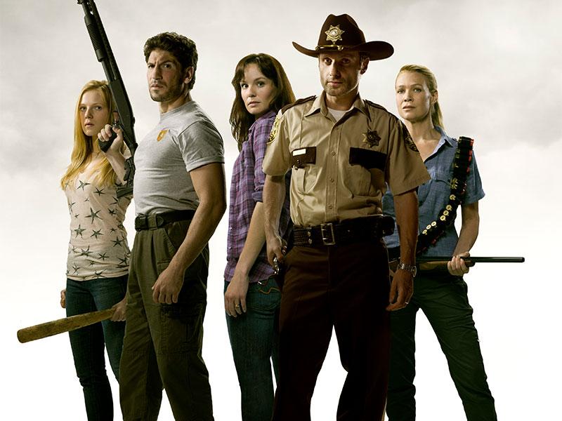 The Walking Dead Season 1, Episode and Cast Information - AMC