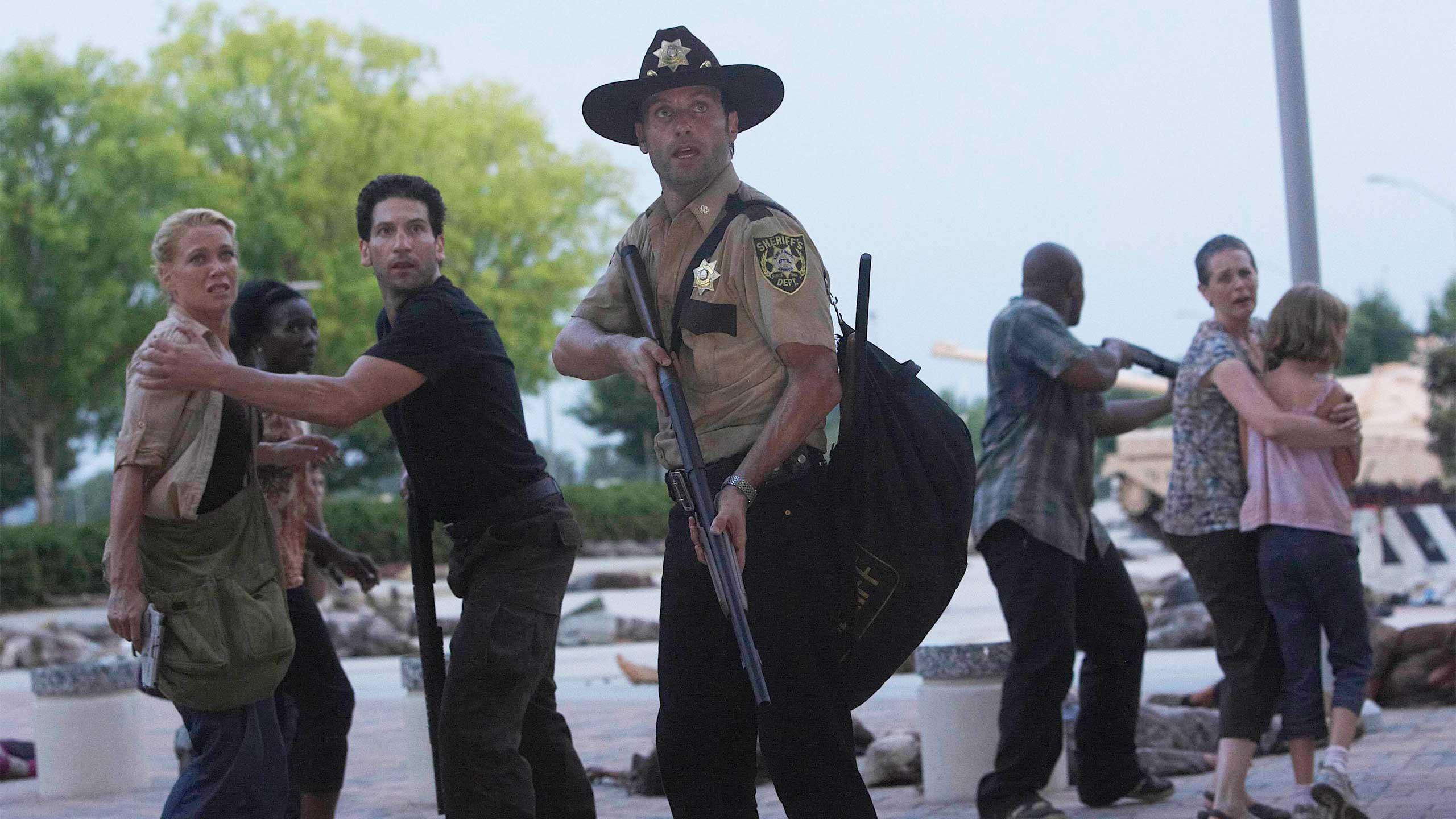 Watch The Walking Dead Season 1 Episode 5 Online Amc