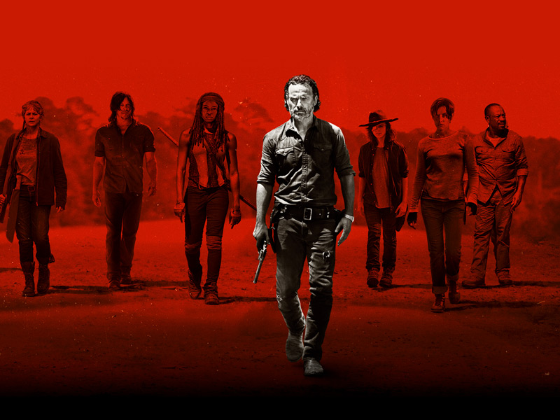 The Walking Dead Season 7 Episodes - AMC