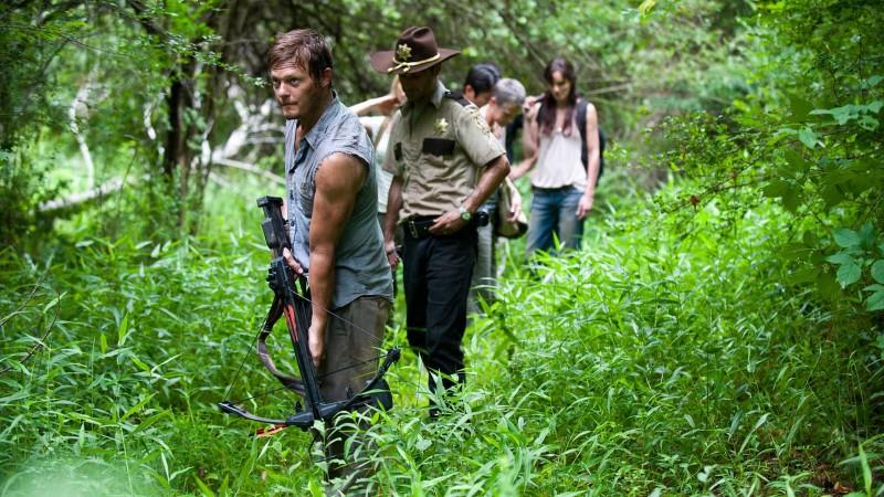 Season 2 Props: Inside The Walking Dead