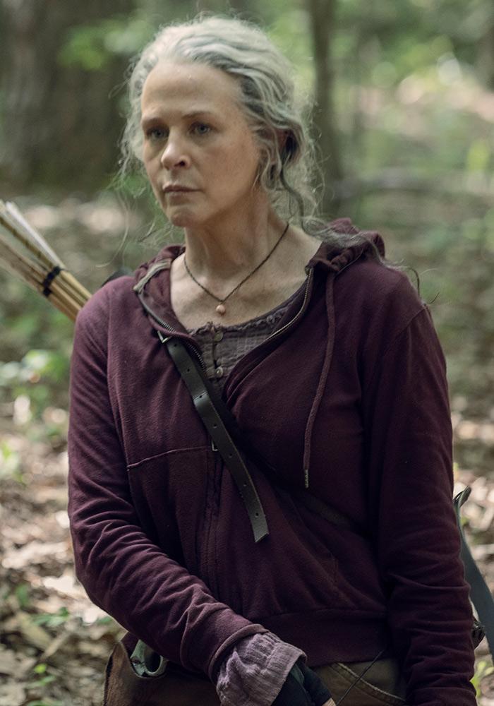 The Walking Dead characters- Carol