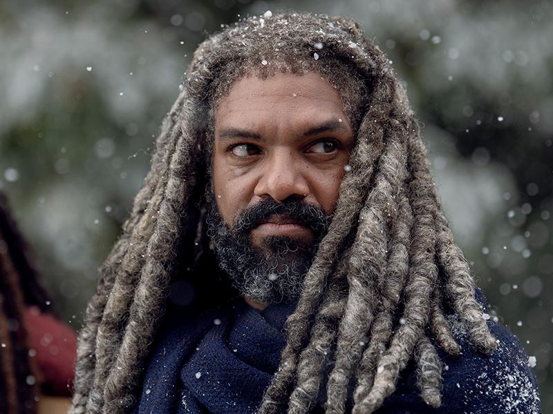 The Walking Dead - Ezekiel - AMC