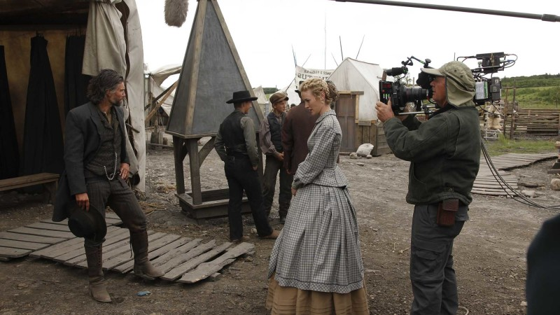 About Hell on Wheels