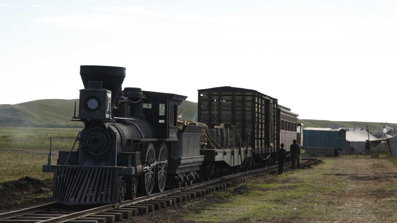Building the Train: Inside Hell On Wheels