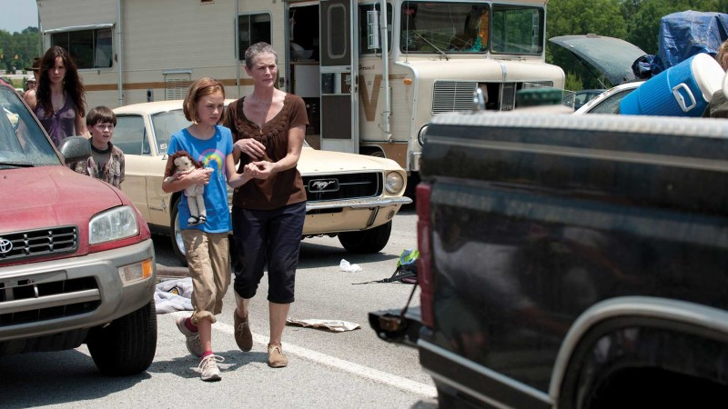 Inside Episode 201 The Walking Dead: What Lies Ahead