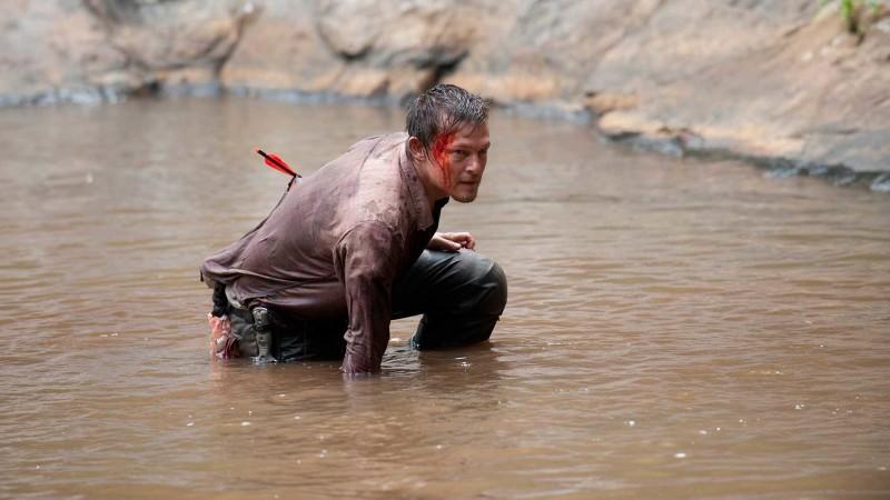 Inside Episode 205 The Walking Dead: Chupacabra
