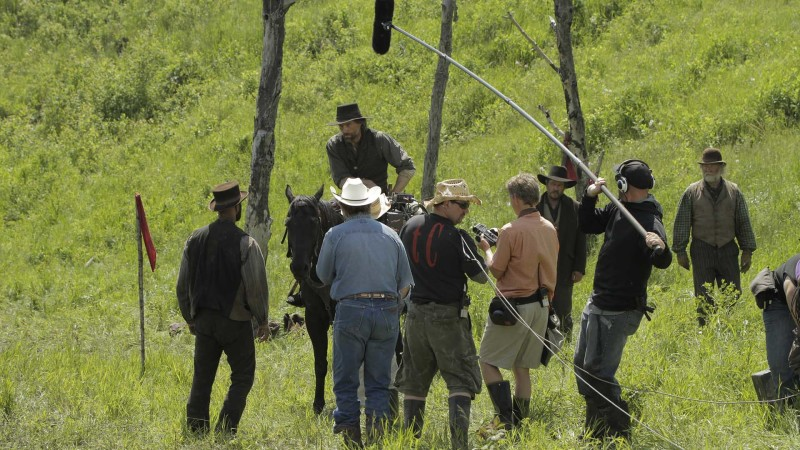 Locations and Sets: Inside Hell On Wheels
