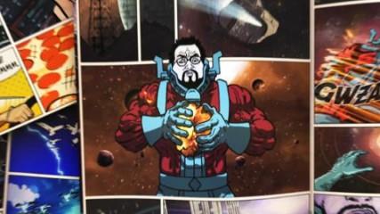 Animated Show Open: Comic Book Men