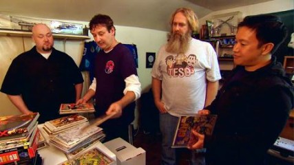 Extended Scene Episode 105, Road Trip: Comic Book Men