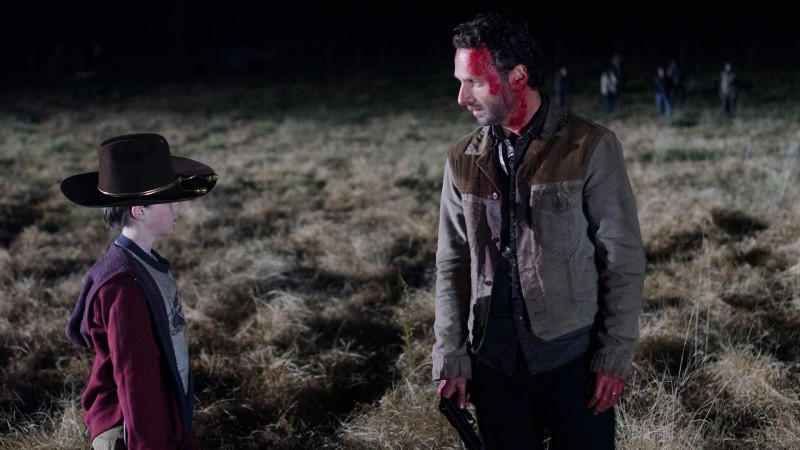 The Cast Looks Ahead: Inside The Walking Dead