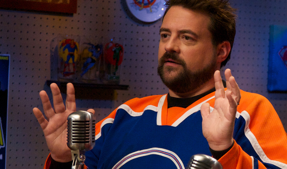 Q&A – Kevin Smith, Producer of <em>Comic Book Men</em>