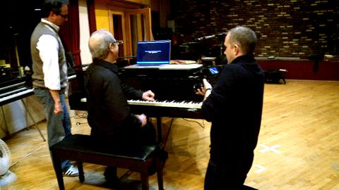 The Piano Shoot, Episode 108, Marriott: The Pitch