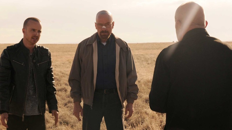 Inside Episode 501 Breaking Bad: Live Free or Die