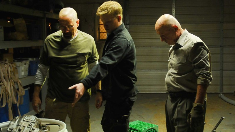 Making of Episode 506, Buyout: Inside Breaking Bad