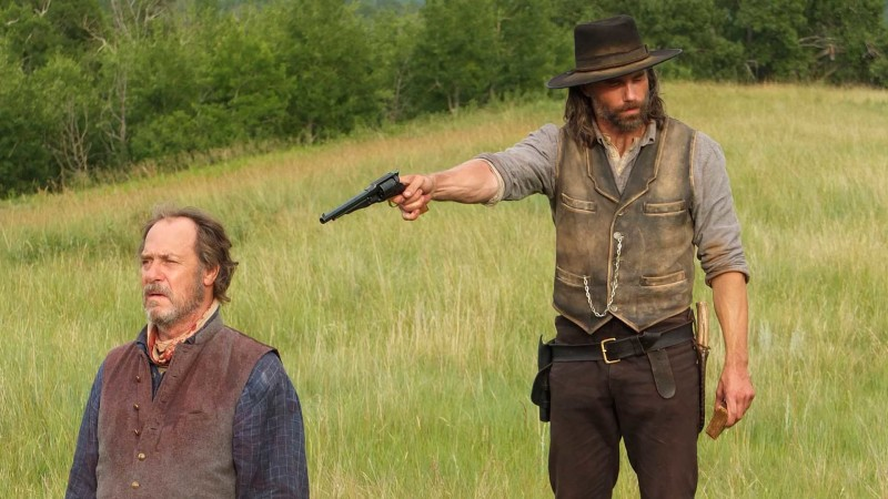 Inside Episode 206 Hell on Wheels: Purged Away With Blood