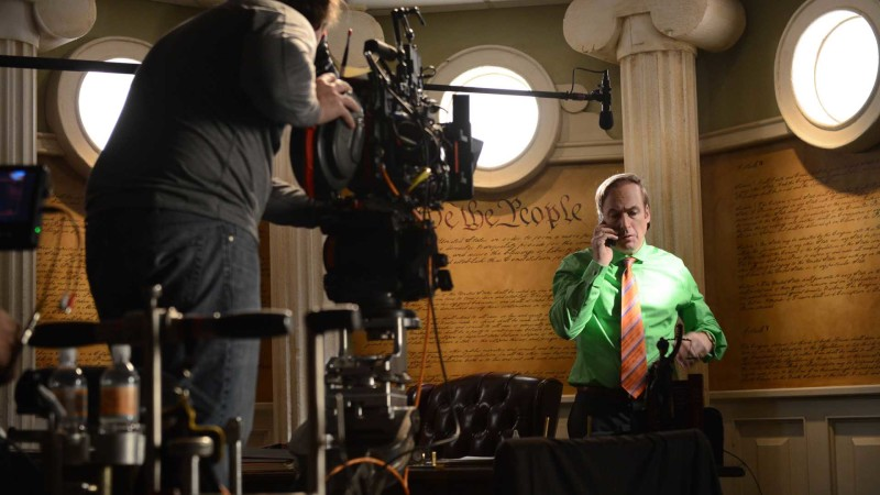 (CONTAINS SPOILERS) Making of Episode 508, Gliding Over All: Inside Breaking Bad