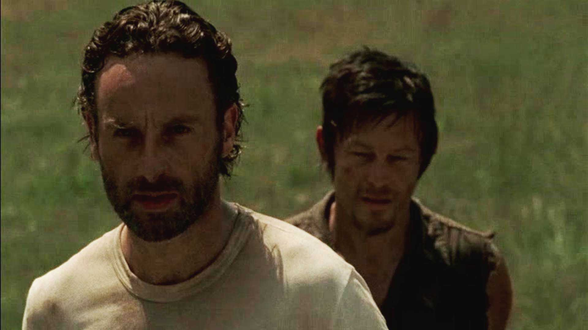 Video Extra - The Walking Dead - The Cast on Season 3: Inside The ...