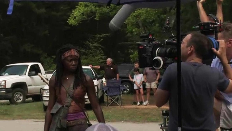 Michonne: Inside The Walking Dead