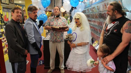 Talked About Scenes Episode 202 Comic Book Men: The Fantastic Wedding