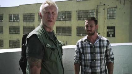 Webisode 1 The Walking Dead, Cold Storage: Hide and Seek