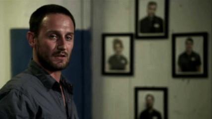 Webisode 3 The Walking Dead, Cold Storage: The Chosen Ones