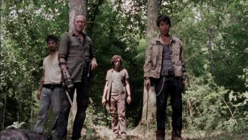 (CONTAINS SPOILERS) Inside Episode 306 The Walking Dead: Hounded