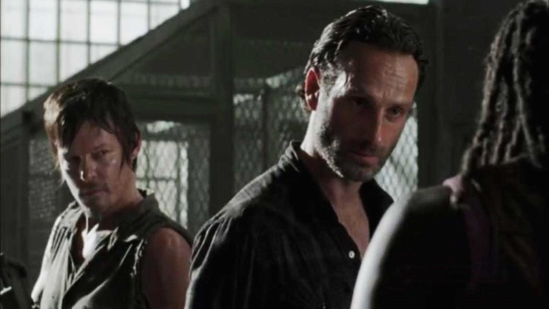(CONTAINS SPOILERS) The Cast Looks Ahead: Inside The Walking Dead