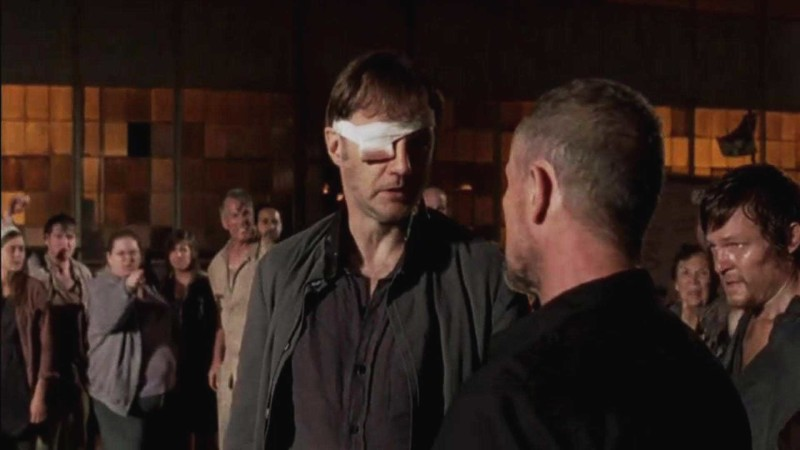 (CONTAINS SPOILERS) Inside Episode 308 The Walking Dead: Made to Suffer