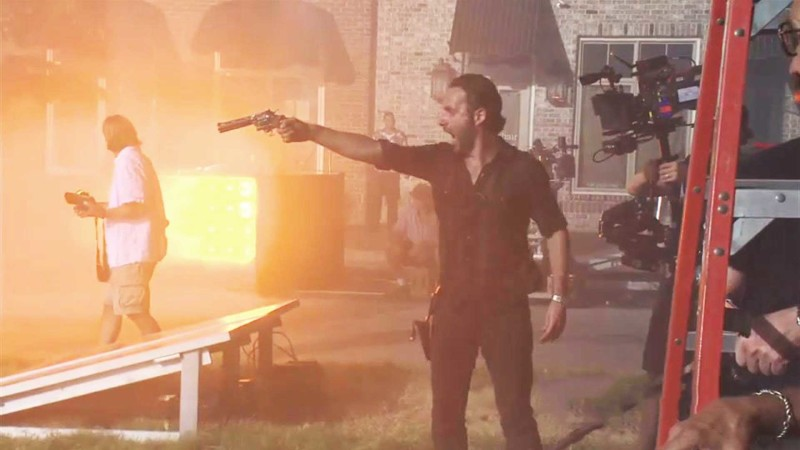 (CONTAINS SPOILERS) The Making of Episode 308 Made to Suffer: Inside The Walking Dead