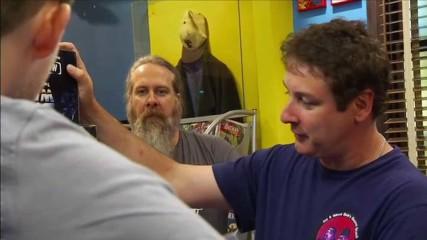 Talked About Scene Episode 211 Comic Book Men: Star Wars Starships