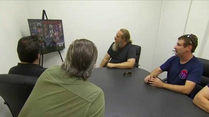 Talked About Scene Episode 214 Comic Book Men: Cryptozoic Men