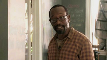 (SPOILERS) Tour of Morgan's Season 3 Apartment: Inside The Walking Dead