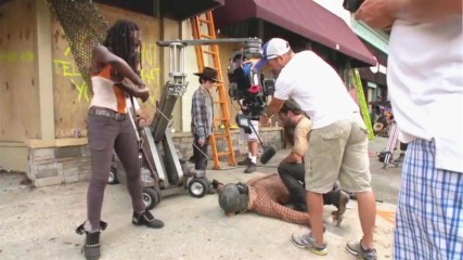 (SPOILERS) The Making of Episode 312 Clear: Inside The Walking Dead