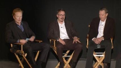 Conan O'Brien Interviews the Breaking Bad Cast and Creator