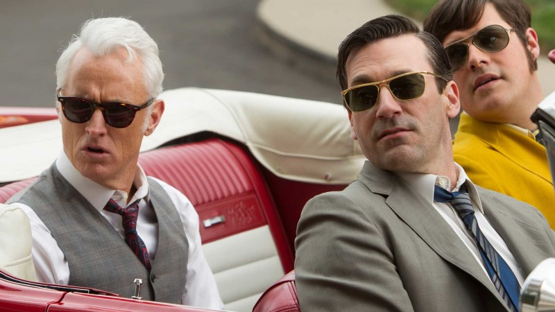 Inside Episode 610 Mad Men: A Tale of Two Cities