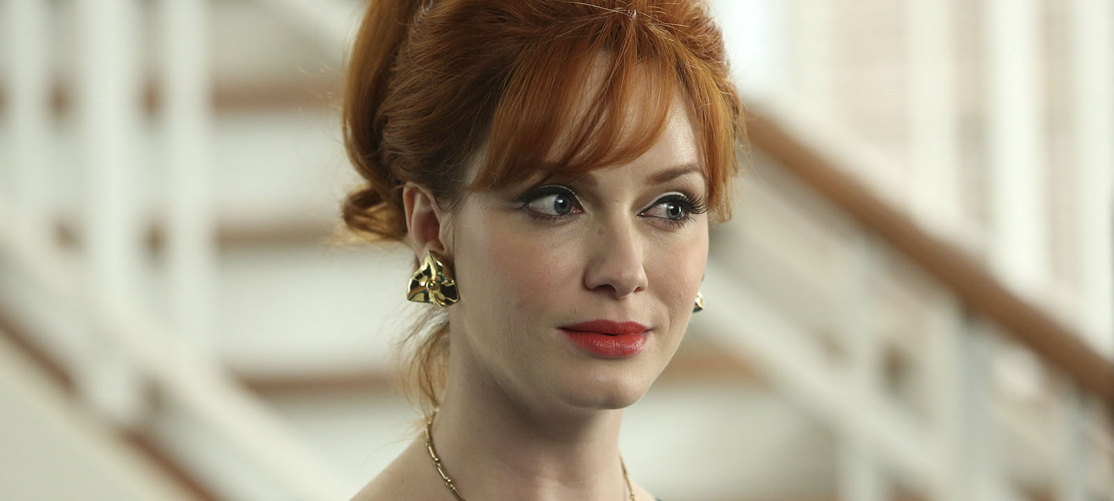 Q&A – Christina Hendricks (Joan Harris)