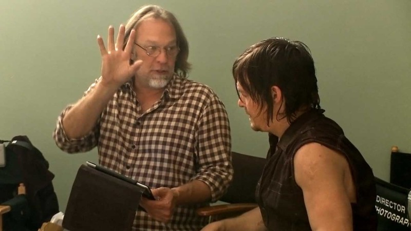 In Production, Gearing up for Season 4: Inside The Walking Dead