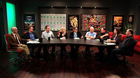 Sundance Channel's The Writers' Room: Breaking Bad