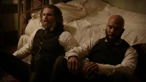 Talked About Scene From the Season 3 Premiere: Hell on Wheels