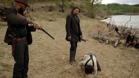Talked About Scene Episode 303 Range War: Hell on Wheels