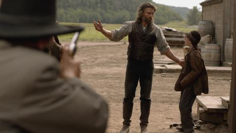 Talked About Scene Episode 309 Fathers and Sins: Hell on Wheels