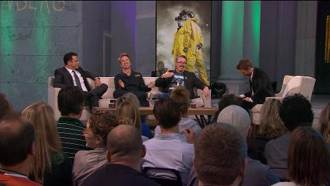 Vince Gilligan on Walt's Watch: Talking Bad