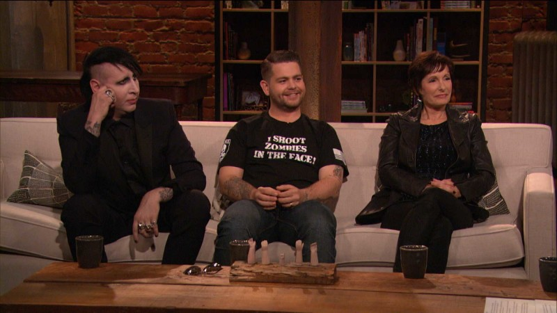 Marilyn Manson, Jack Osbourne, and Gale Anne Hurd Discuss Their Theories: Episode 403: Talking Dead