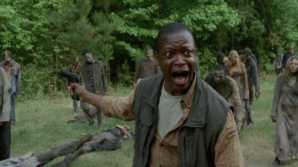 (SPOILERS) Talked About Scene: Episode 403: The Walking Dead: Isolation