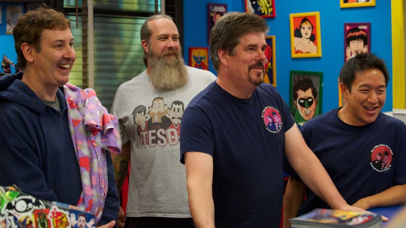 Talked About Scene: Episode 303: Comic Book Men: Super Friends
