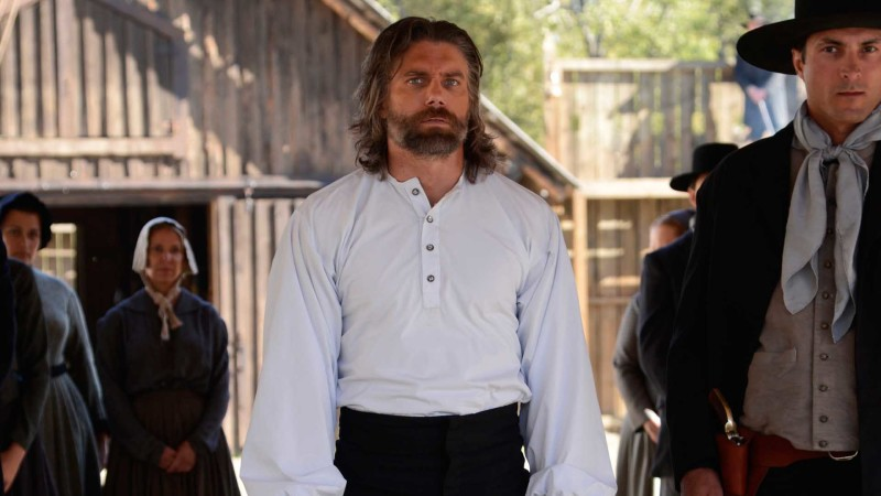 Inside Episode 310 Hell on Wheels: Get Behind the Mule