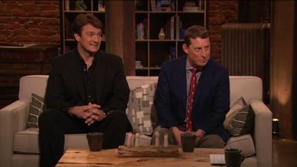 Scott Gimple and Nathan Fillion on Clara: Episode 401: Talking Dead
